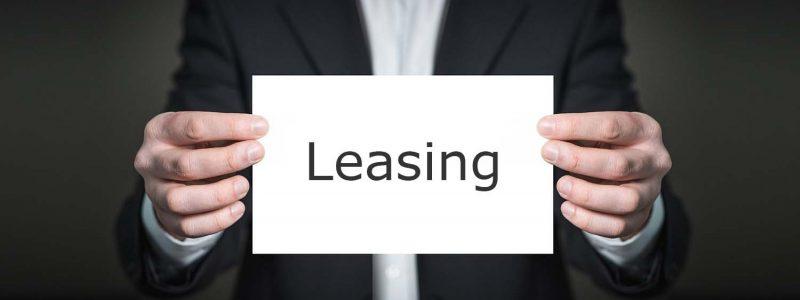 Ihren Kunden Leasing anbieten