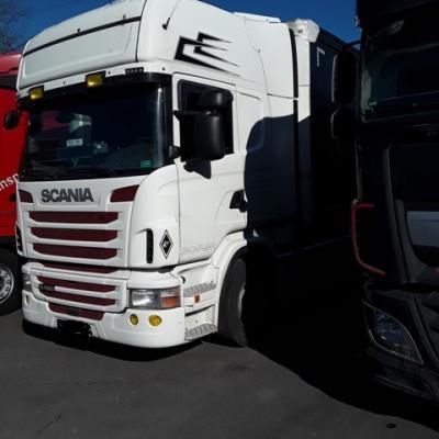 ID 12: Scania R 480 Topline SZM * Gebraucht * Sattelzugmaschine